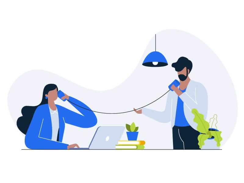 پشتیبانی امور مشتریان