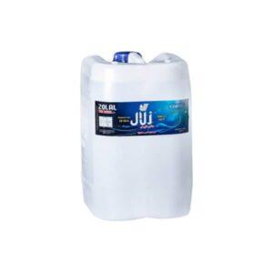 آب مقطر زلال 20 لیتری