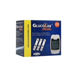 نوار تست قندخون گلوکولب Glucolab