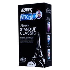 کاندوم کدکس مدل Stand Up Classic